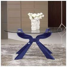 Plastic  Acrylic Round Kitchen  Dining Tables Youll Love Wayfair - Round kitchen dining tables