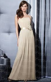cheap wedding dresses in the uk cheap a line chagne strapless waist chiffon floor