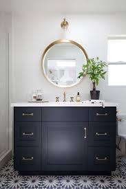 navy blue makeup vanity vanity decoration