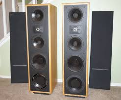 nakamichi home theater system how can rubber surrounds become hard and brittle on rta 11t