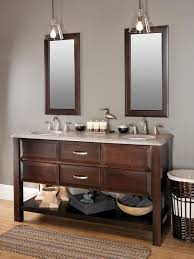 Furniture Bathroom Choosing Bathroom Cabinets Hgtv