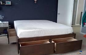 Modern Queen Platform Bed Bed Modern Queen Platform Bed Dramatic U201a Curious Dublin Queen