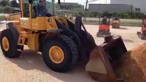 pala gommata volvo l110e in vendita o noleggio taf machinery srl