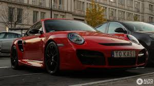porsche 997 widebody techart 991 turbo s cabriolet on techart springs oem wheels