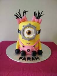 how to make a cake for a girl 169 best minions cakes images on minion party minion