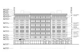 Floor Plan Of A Bakery by Controversial Wicker Park Hotel To Headline February U0027s Plan