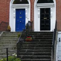 excellent exterior foxy front porch decoration using square white