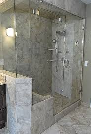 Steam Shower Bathroom Designs Add A Steam Shower To Your Master Bathroom Granitech Inc