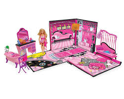 barbie zipbin dream house amazon co uk toys u0026 games