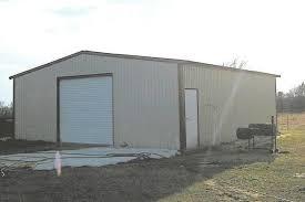 Barn Kits Oklahoma J U0026i 30x40x12 Building Kit Steel Building J U0026i Manufacturing Madill
