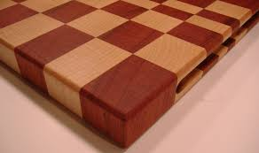custom made butcher block end grain cutting boards by handmade