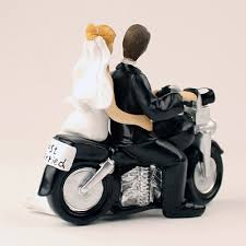 motorcycle wedding cake topper creative motorcycle and groom cake toppers ewft009 as low as