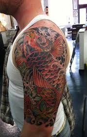 250 most appealing koi fish tattoos and their meanings