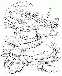 ocean animals coloring pages printable ocean coloring pages ocean