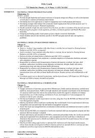 sle of resume maternal child resume sles velvet