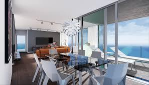 Esszimmer St Le Verschiedene Farben Archviz For Virtual Reality U2013 Dining Room Penthouse Munich