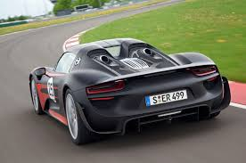 Porsche 918 Gt3 - report 2 2 version of porsche 918 spyder considered