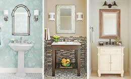 powder room bathroom ideas powder room vanity updates