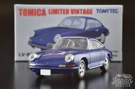 Porsche 911 Vintage - porsche tomica limited vintage japan booster