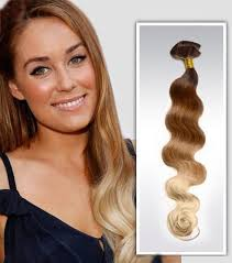 ombre extensions inch characteristic two colors ombre clip in remy hair extensions