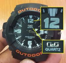 Jam Tangan Alba Yang Asli Dan Palsu cara membedakan jam tangan original dan kw palsu gambar