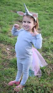 Unicorn Costume The Easiest Diy Unicorn Costume Pa Country Crafts