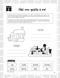 Level A House Stories For Schools Level C Calico Spanish