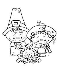 free printable pilgrim coloring pages kids coloring