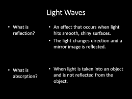 Is Light Energy Light Energy And The Electromagnetic Spectrum What Is Light