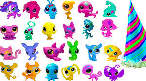 lps new party stylin pets blind bags littlest pet shop 2014 wave 2