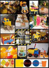 Construction Party Centerpieces by Construction Theme Party Decor Kami Buchanan Custom Designs