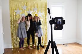 how to make your own photo booth make your own home photo booth a beautiful mess