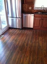 Most Durable Laminate Flooring Kitchen Kitchen With Wood Tile Hickory Floors In Kitchen Most