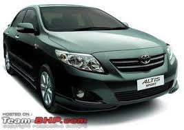 toyota corolla in india price toyota corolla altis sport 2010 limited edition features