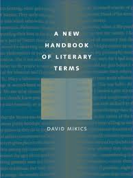 a new handbook of literary terms analytic philosophy aesthetics