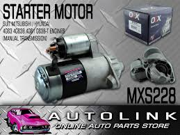 starter motor suit hyundai accent 1 5lt 1 6lt g4ec g4ed manual