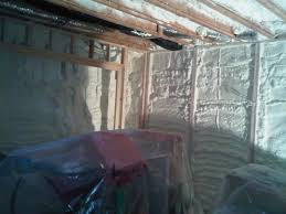 Spray Insulation For Basement Walls Yatb Yet Another Theater Build Avs Forum Home Theater
