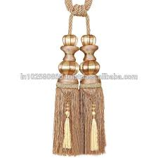 Curtain Rope Tie Backs Tassel Curtain Rope Tiebacks Decorative Curtain Tieback Hooks