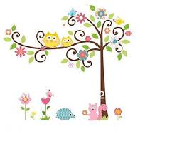 childrens tree wall stickers wallartideas info