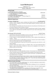 Investment Banking Resume Sample by Banking Resume Free Resume Example And Writing Download
