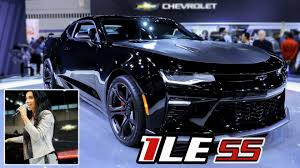 newest camaro all 2017 camaro 1le ss 455 hp 6 2 lt1 16 chicago autoshow