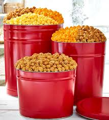 simply popcorn tins flavored popcorn buckets the popcorn
