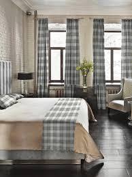 Tartan Drapes Tartan Interiors How To Choose The Perfect Curtain Material