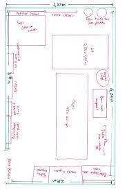 disposition de chambre disposition des meubles dans une chambre maison design sibfa com