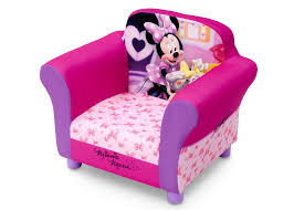 Minnie Mouse Toddler Chair Minnie Mouse Upholstered Chair Home Chair Decoration