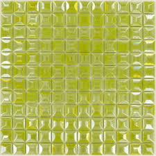 100 recycled 1 u0027 u0027 x 1 u0027 u0027 green glass square tile glossy