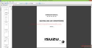 28 2006 isuzu npr repair manual 68276 isuzu workshop