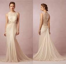 vintage summer wedding dresses summer 2018 vintage wedding dresses lace corset chagne chiffon