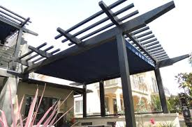 How To Build A Freestanding Patio Roof by Pergolas Or Patio Covers How To Choose The Right Shade Solution
