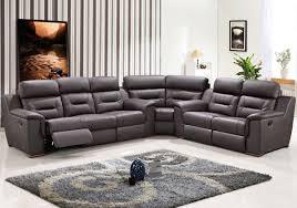 gray reclining sofa sofa modern reclining sofa beautiful modern reclining leather